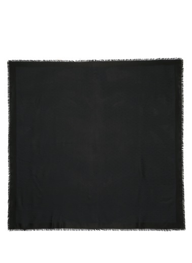 Saint Laurent Şal Siyah